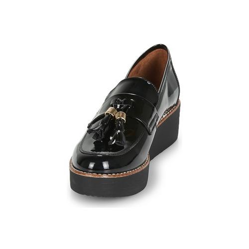 Fericelli JOLLEGNO Schwarz  Schuhe Slipper Damen 109