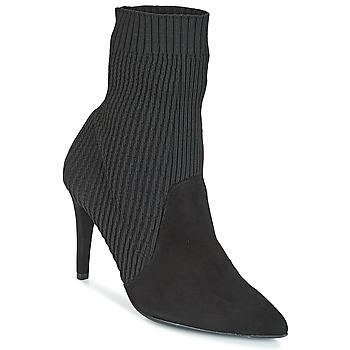 Schuhe Damen Low Boots Fericelli JACOLI Schwarz