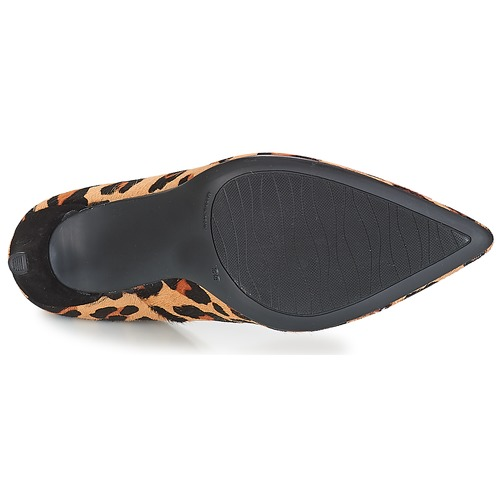 Fericelli JELLETRI Camel  Schuhe Pumps Damen 125