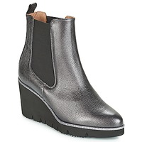 Schuhe Damen Boots Fericelli JERAMO Silbern