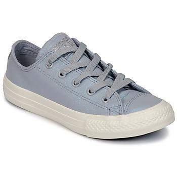 Schuhe Mädchen Sneaker Low Converse CHUCK TAYLOR ALL STAR OX Grau