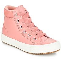 Schuhe Mädchen Sneaker High Converse CHUCK TAYLOR ALL STAR PC BOOT HI Pink / Karamell / Pink