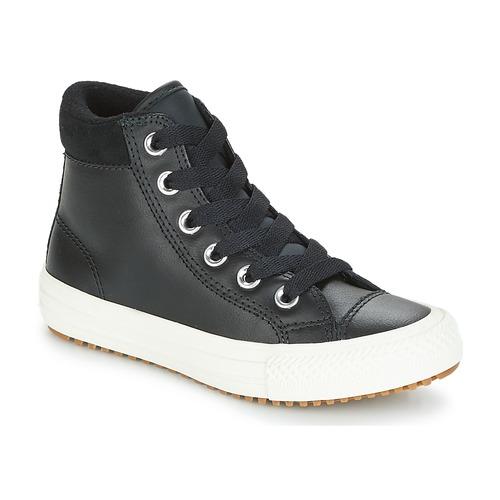 Schuhe Kinder Sneaker High Converse CHUCK TAYLOR ALL STAR PC BOOT HI Schwarz / Weiss
