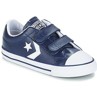 Schuhe Kinder Sneaker Low Converse STAR PLAYER EV V OX Navy / Weiss