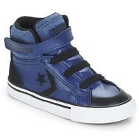 Schuhe Jungen Sneaker High Converse PRO BLAZE STRAP HI Blau