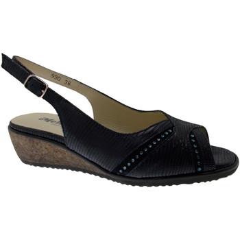 Schuhe Damen Sandalen / Sandaletten Melluso MET425bl blu