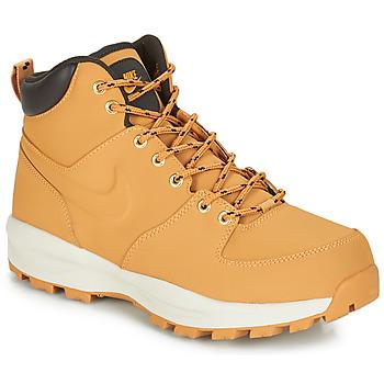 Schuhe Herren Boots Nike MANOA LEATHER BOOT Honig