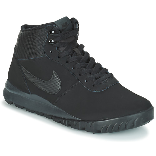 Schuhe Herren Boots Nike HOODLAND SUEDE Schwarz