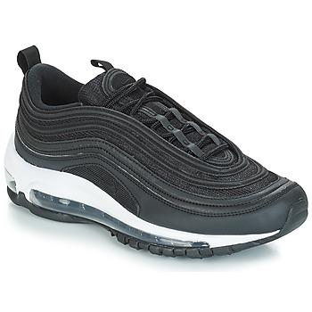 Schuhe Damen Sneaker Low Nike AIR MAX 97 W Schwarz