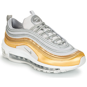 Schuhe Damen Sneaker Low Nike AIR MAX 97 SPECIAL EDITION W Grau / Gold