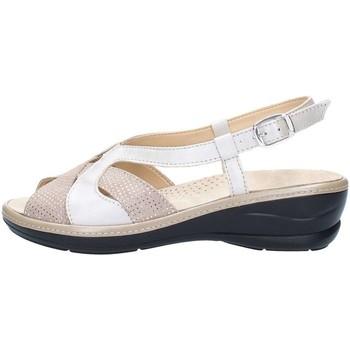 Schuhe Damen Sandalen / Sandaletten Cinzia Soft IO3690P-CS Sandalen Frau Beige Beige