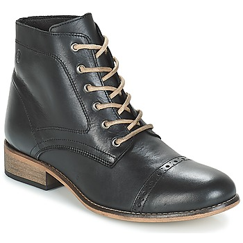 Schuhe Damen Boots Betty London FOLIANE Schwarz