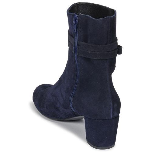 Betty London Low JISABU Marine  Schuhe Low London Boots Damen 104 5c2366
