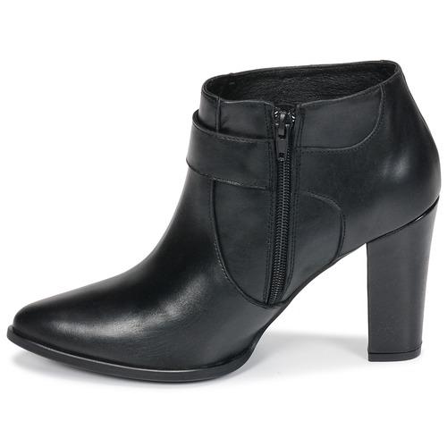 Betty London JYKA Boots Schwarz  Schuhe Ankle Boots JYKA Damen 99,99 9dc05c