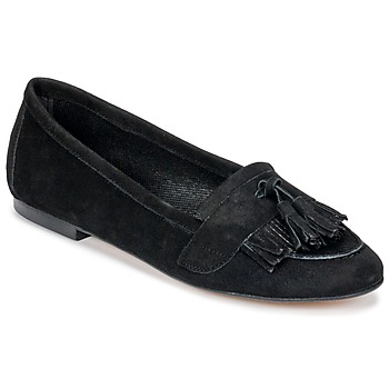 Schuhe Damen Slipper Betty London JAPUTO Schwarz