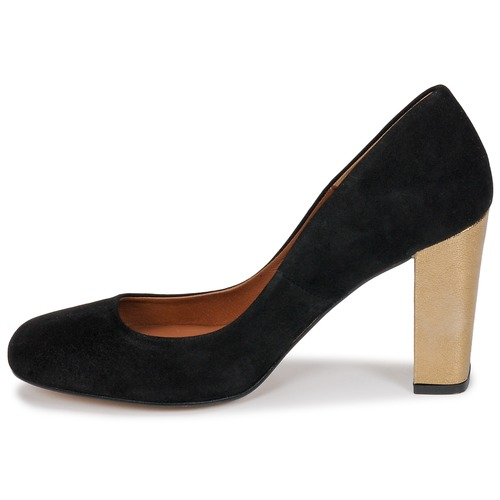 Betty London  JIFOLU Schwarz / Gold  London Schuhe Pumps Damen 88,99 babae5