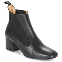 Schuhe Damen Low Boots Betty London JUSSIVA Schwarz