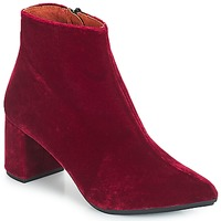 Schuhe Damen Low Boots Betty London JILOUTE Bordeaux