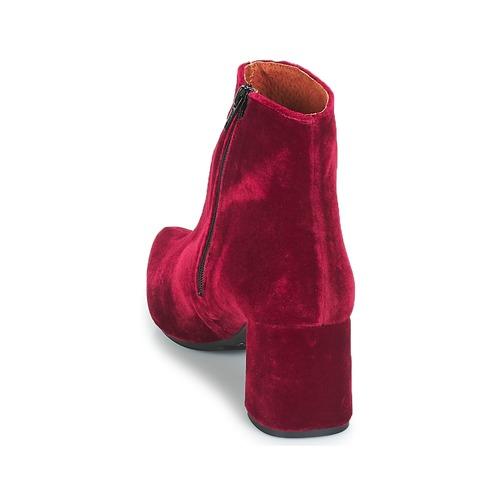 Betty London London London JILOUTE Bordeaux  Schuhe Low Stiefel Damen a1e188