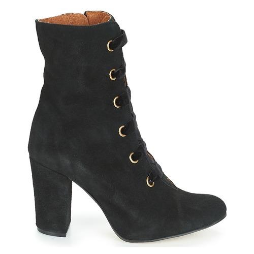 Betty London JIFULA Schwarz  Schuhe Low Boots Damen 94,99
