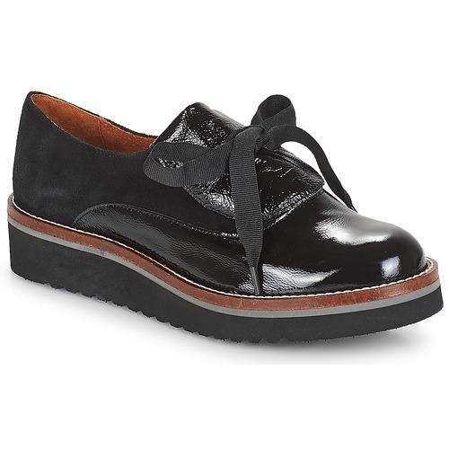 Betty London JOUTAIME Schwarz - Kostenloser Versand       - Schuhe Derby-Schuhe Damen 89,99