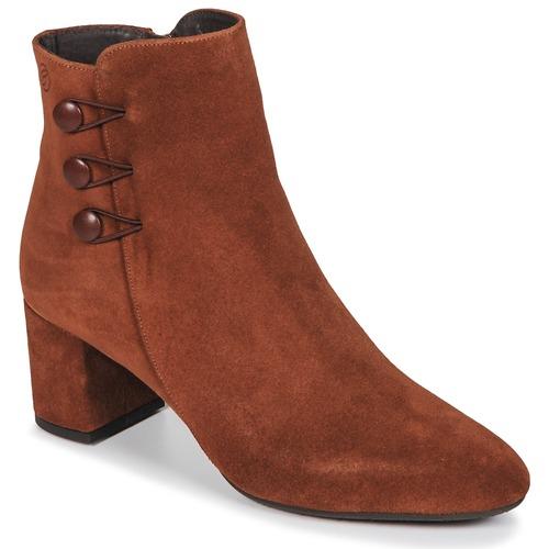 Betty London JOYE Camel  Schuhe Low Boots Damen 109