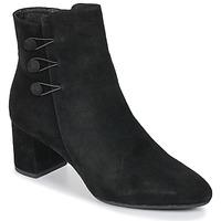 Schuhe Damen Low Boots Betty London JOYE Schwarz