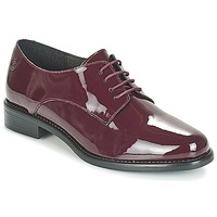 Schuhe Damen Derby-Schuhe Betty London CAXO Bordeaux
