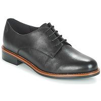 Schuhe Damen Derby-Schuhe Betty London JANA Schwarz