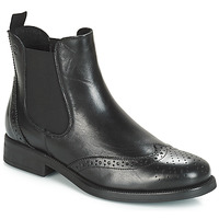 Schuhe Damen Boots Betty London Josta Schwarz