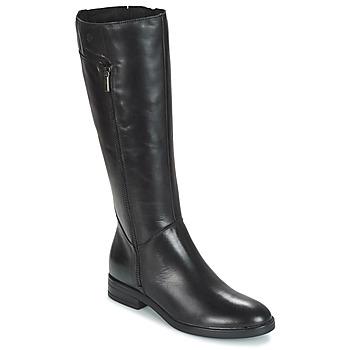 Schuhe Damen Klassische Stiefel Betty London JANKA Schwarz