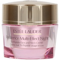 Beauty Damen gezielte Gesichtspflege Estee Lauder Resilience Multi-effect Night Face&neck Creme  50 m