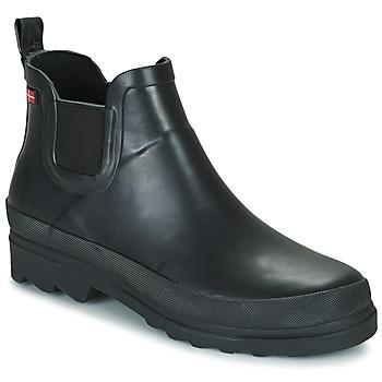 Schuhe Damen Gummistiefel Sanita FELICIA Schwarz