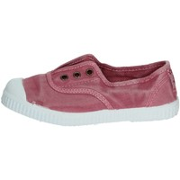 Schuhe Kinder Sneaker Low Cienta 70777 Sneakers Mädchen Rosa Rosa