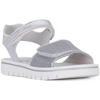 Schuhe Mädchen Sandalen / Sandaletten Nero Giardini MP NERO GIARDINI  NOTURNO GHIACCIO Bianco