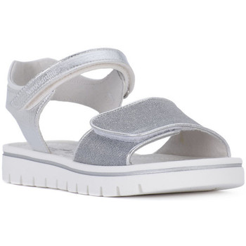 Schuhe Mädchen Sandalen / Sandaletten Nero Giardini NERO GIARDINI  NOTURNO GHIACCIO Bianco