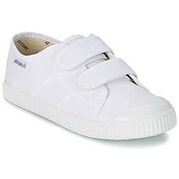 Sneaker Low Victoria BLUCHER LONA DOS VELCROS