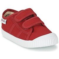 Schuhe Kinder Sneaker Low Victoria BLUCHER LONA DOS VELCROS Carmina