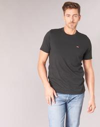 Kleidung Herren T-Shirts Levi's SS ORIGINAL HM TEE Schwarz