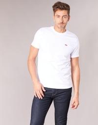 Kleidung Herren T-Shirts Levi's SS ORIGINAL HM TEE Weiss