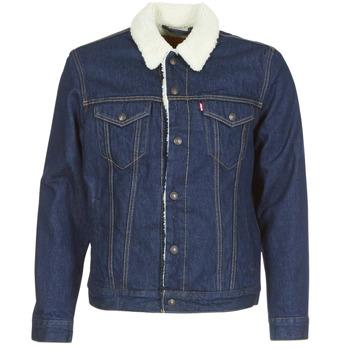 Kleidung Herren Jeansjacken Levi's TYPE 3 SHERPA TRUCKER Rockridge