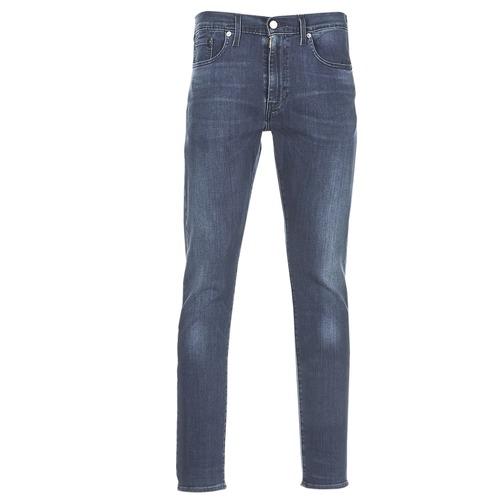 Kleidung Herren Slim Fit Jeans Levi's 512 SLIM TAPER FIT Blau