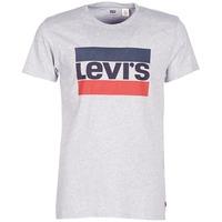 Kleidung Herren T-Shirts Levi's SPORTSWEAR LOGO GRAPHIC Grau