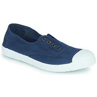 Schuhe Sneaker Low Victoria 6623 Blau