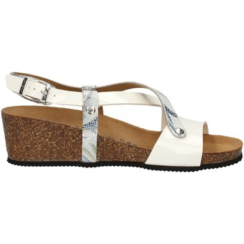 Schuhe Damen Sandalen / Sandaletten Valleverde G51398 Sandale Frau Weiss Weiss