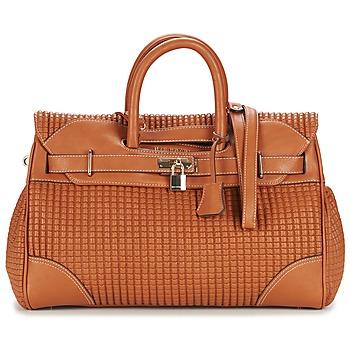 Taschen Damen Handtasche Mac Douglas BRYAN PYLA S Kastanie