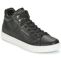 Schuhe Damen Sneaker High Skechers PRIMA Schwarz
