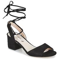 Schuhe Damen Sandalen / Sandaletten Xti NADRIEV Schwarz
