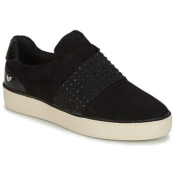 Schuhe Damen Sneaker Low Xti KAVAC Schwarz