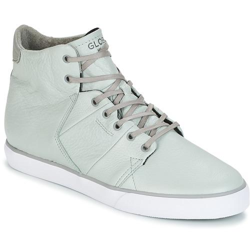 Globe Los Angered Grau  Schuhe Sneaker High Herren 95,20